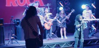Slash no musical School Of Rock