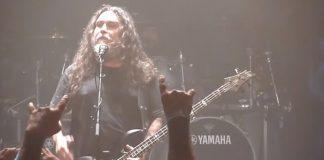 Tom Araya, do Slayer, em San Diego