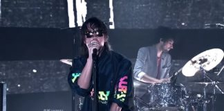 The Strokes no Jimmy Kimmel