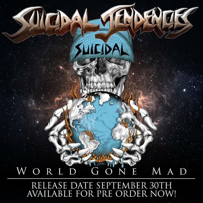 Suicidal Tendencies lança single