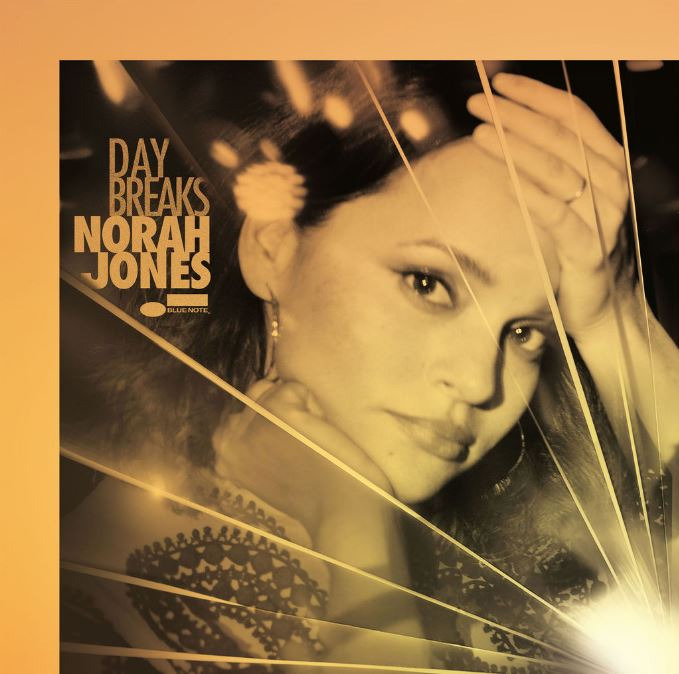 Norah Jones Day Break Capa