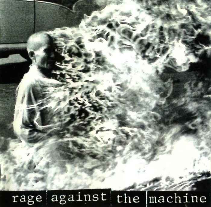 Primeiro disco do Rage Against The Machine