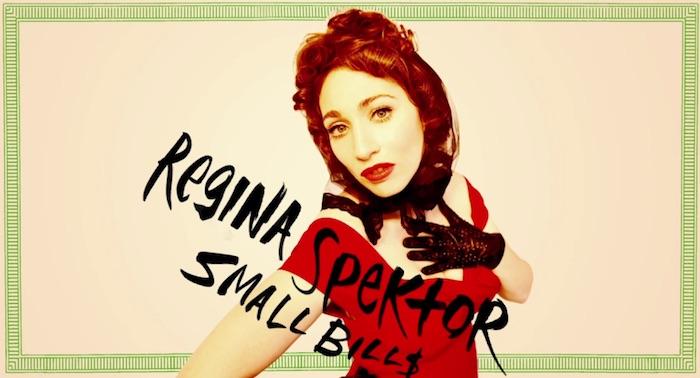 Regina Spektor - Small Bills