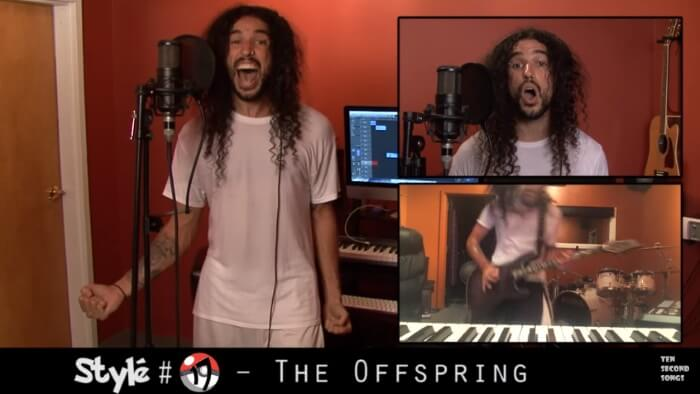 Anthony Vincent canta Pokémon como The Offspring