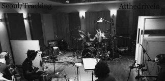 At The Drive-In em estúdio