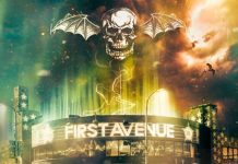 Avenged Sevenfold no First Avenue em Minneapolis