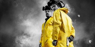 Pôster de séries: Breaking Bad