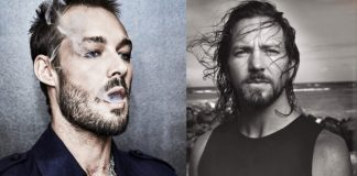 Daniel Johns e Eddie Vedder