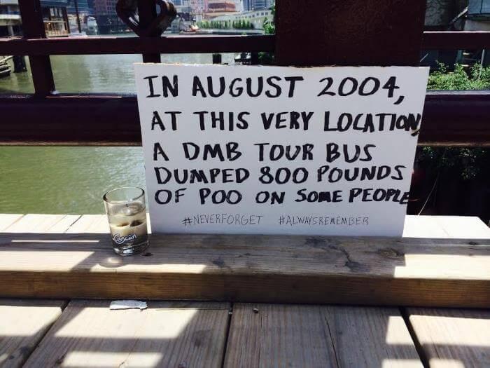 Memorial da Dave Matthews Band