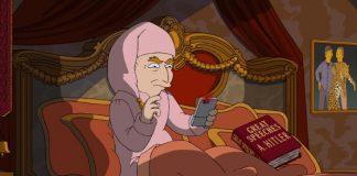 Donald Trump em Os Simpsons