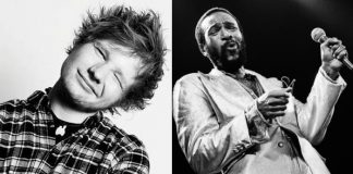 Ed Sheeran e Marvin Gaye
