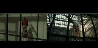Trailer baixo orçamento de Esquadrão Suicida