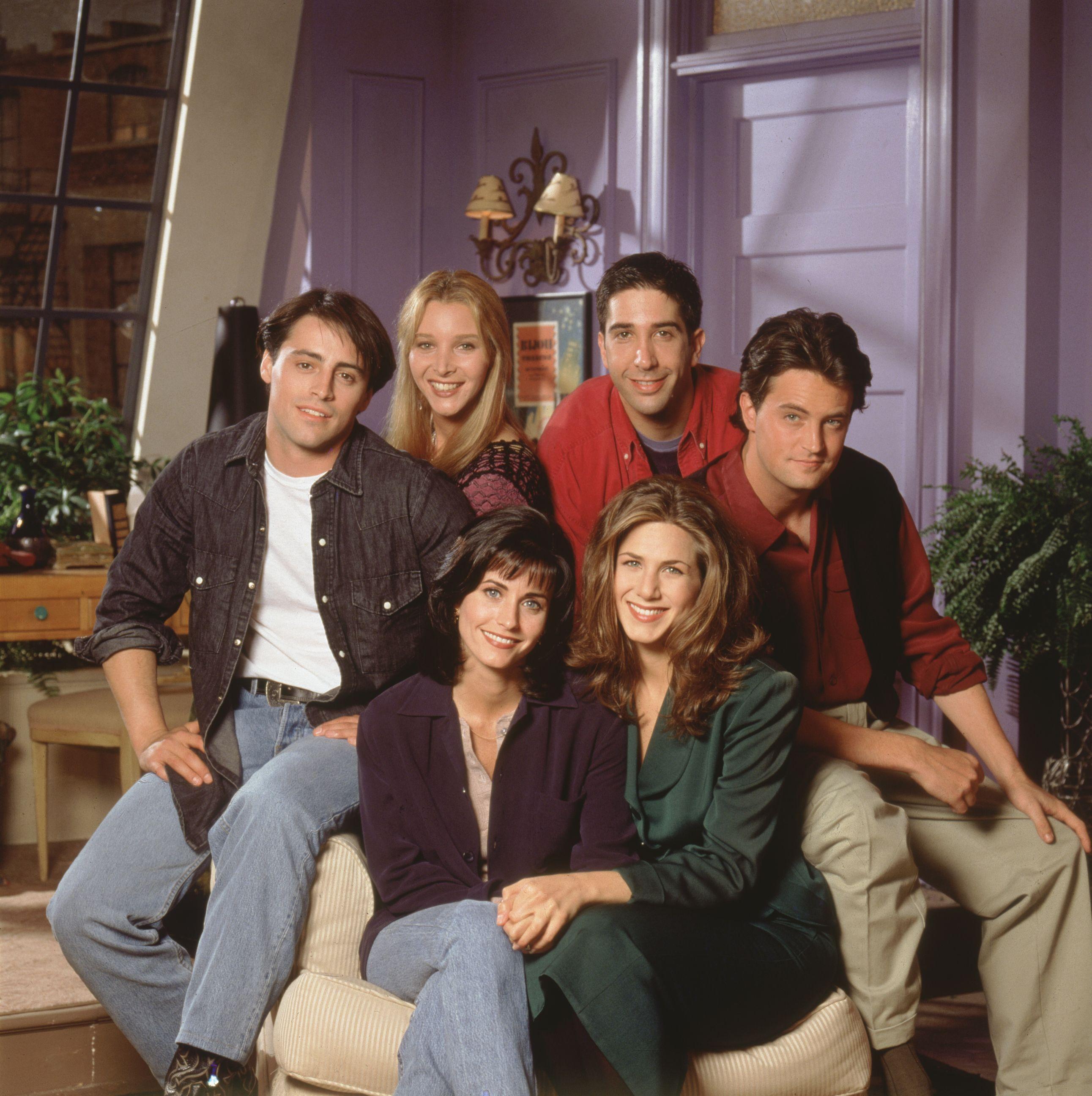 Pôster de séries: Friends