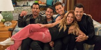 Fuller House e New Kids On The Block