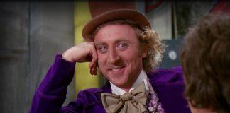Gene Wilder como Willy Wonka