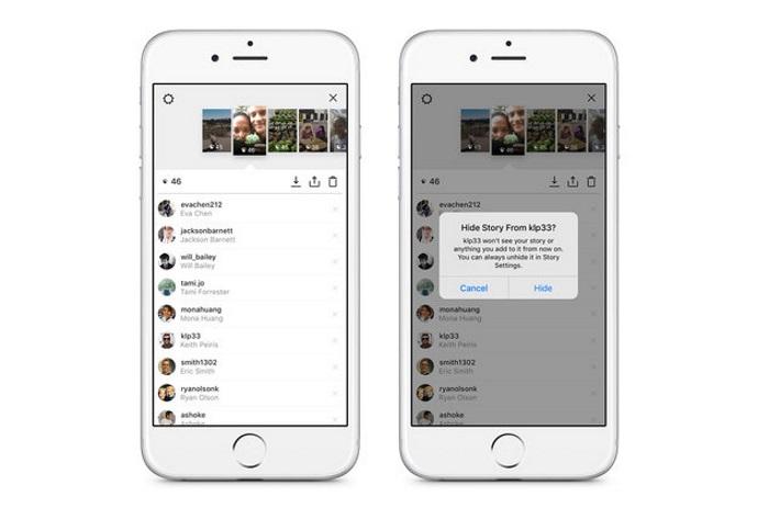 Histórias no Instagram, como no Snapchat