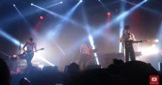 The Last Shadow Puppets toca música sobre o LCD Soundsystem
