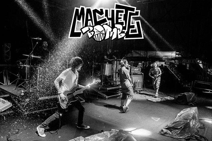 Machete Bomb divulga mais uma inédita - ouça!
