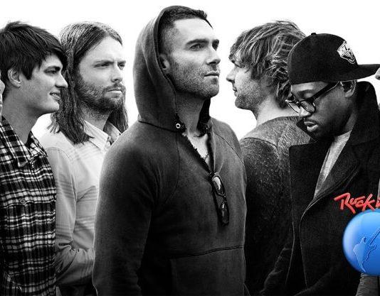 Maroon 5 no Rock In Rio
