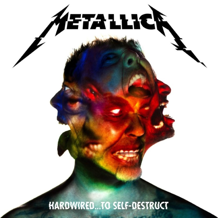 Metallica - Hardwired...To Self-Destruct