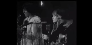 Os Mutantes tocam em Portugal em 1969