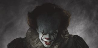 Pennywise do remake de It, de Stephen King