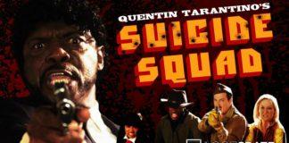 """Canal lança trailer de """"Esquadrão Suicida"""" sob a ótica de Quentin Tarantino"""