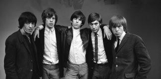 The Rolling Stones com Brian Jones