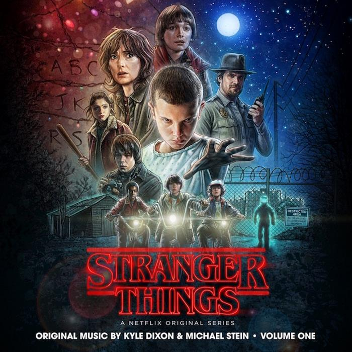 Trilha sonora de Stranger Things