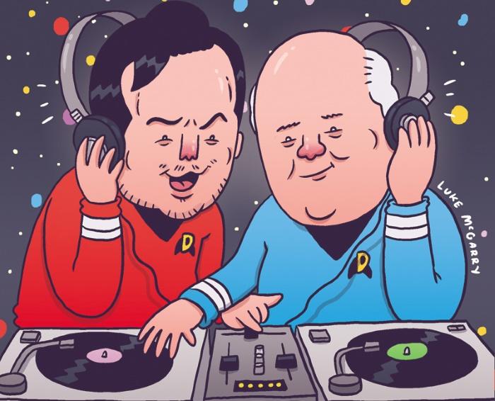 Tenacious DJ