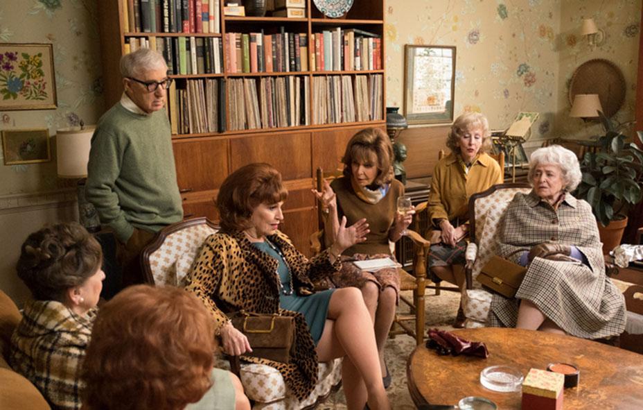 Crisis in Six Scenes, de Woody Allen