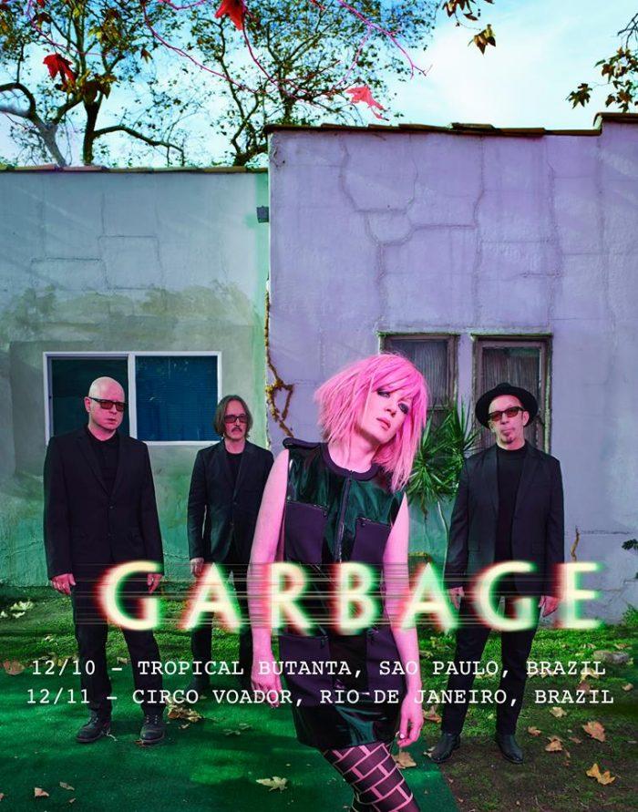 Garbage no Brasil