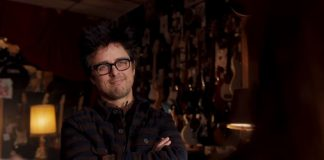 Billie Joe Armstrong, do Green Day, em filme