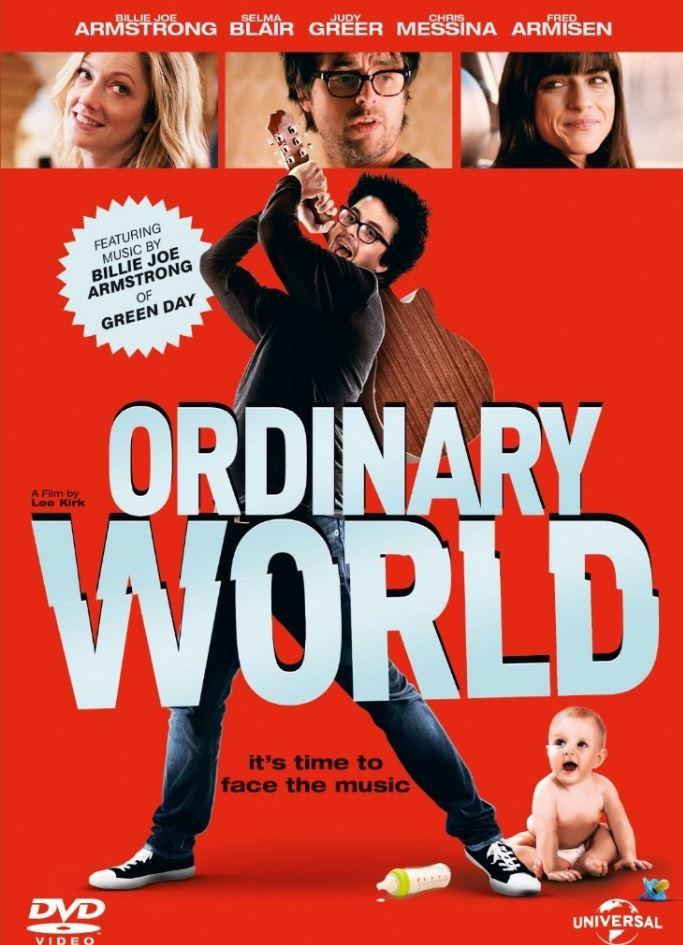 Billie Joe Ordinary World Poster