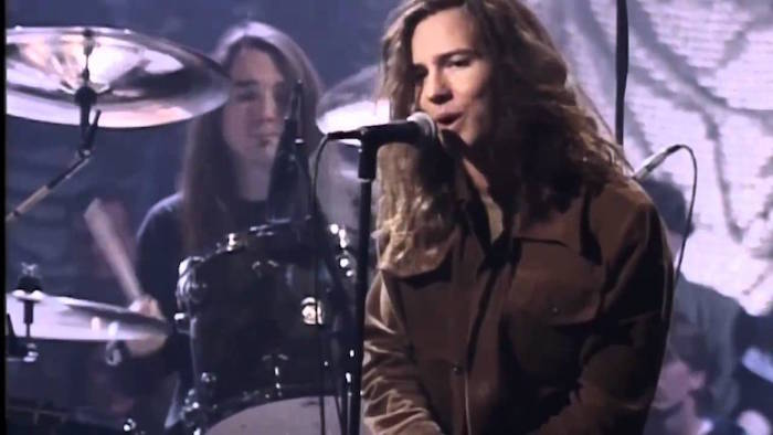 Pearl Jam no MTV Unplugged