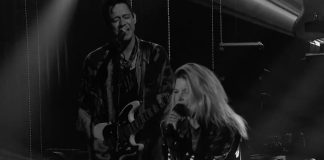 The Kills no James Corden