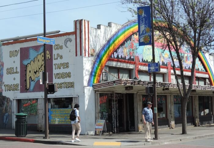 Amoeba Music em Berkeley