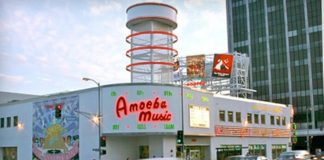Amoeba Music em Hollywood (Los Angeles)