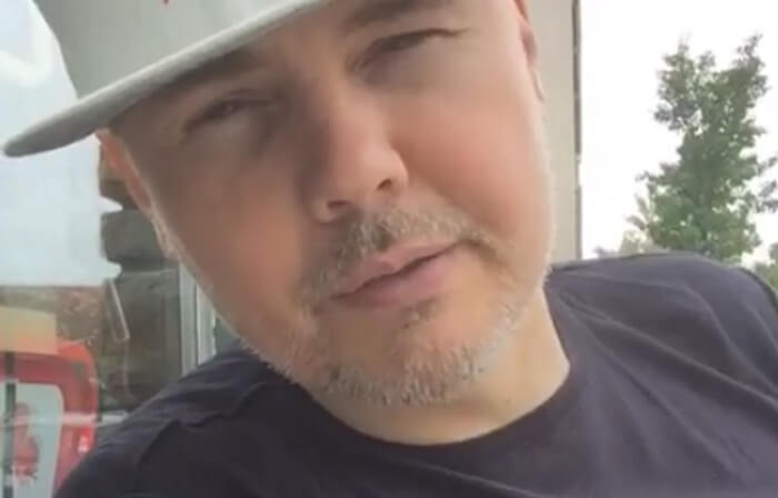 Billy Corgan fala sobre Smashing Pumpkins