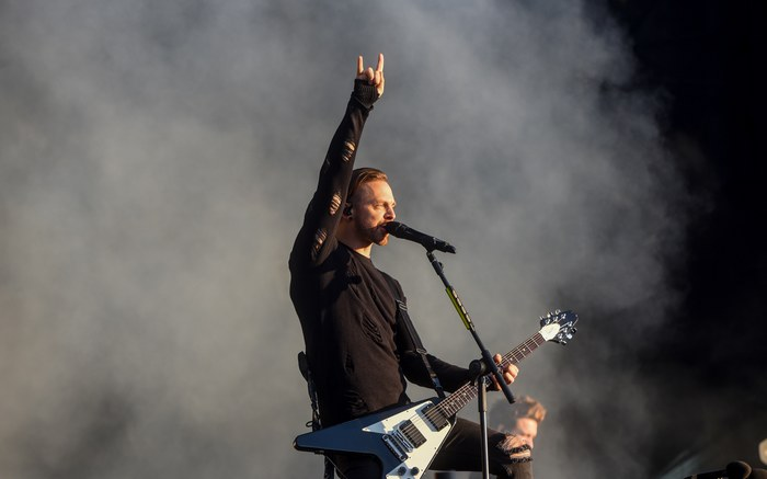 bullet for my valentine no maximus festival