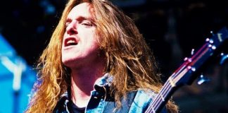 Cliff Burton, ex-baixista do Metallica