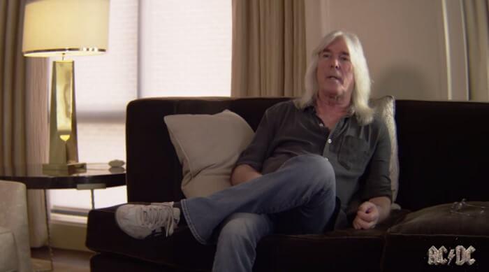 Cliff Williams se despede do AC/DC