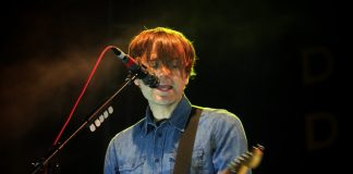 Death Cab For Cutie no Riot Fest 2016