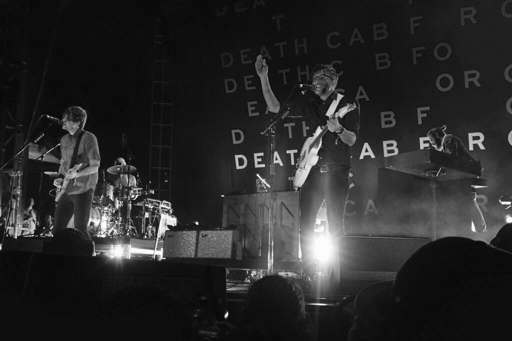 Death Cab For Cutie no Riot Fest 2016