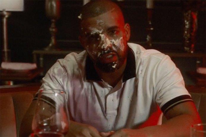 Drake no Cheesecake Factory em novo clipe