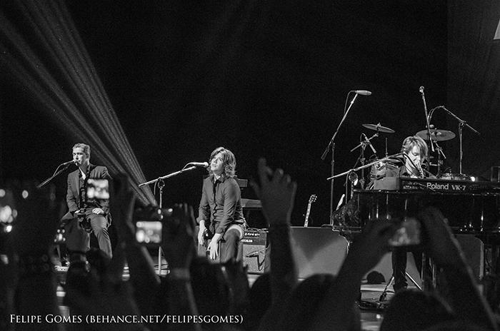 Hanson ao vivo em São Paulo (2013)