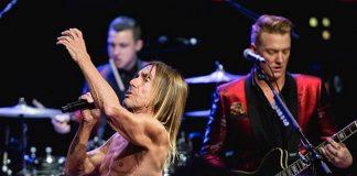 iggy pop vai lançar disco ao vivo e show gravado no albert hall, em londres