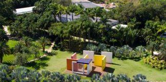 Instituto Inhotim, em Brumadinho