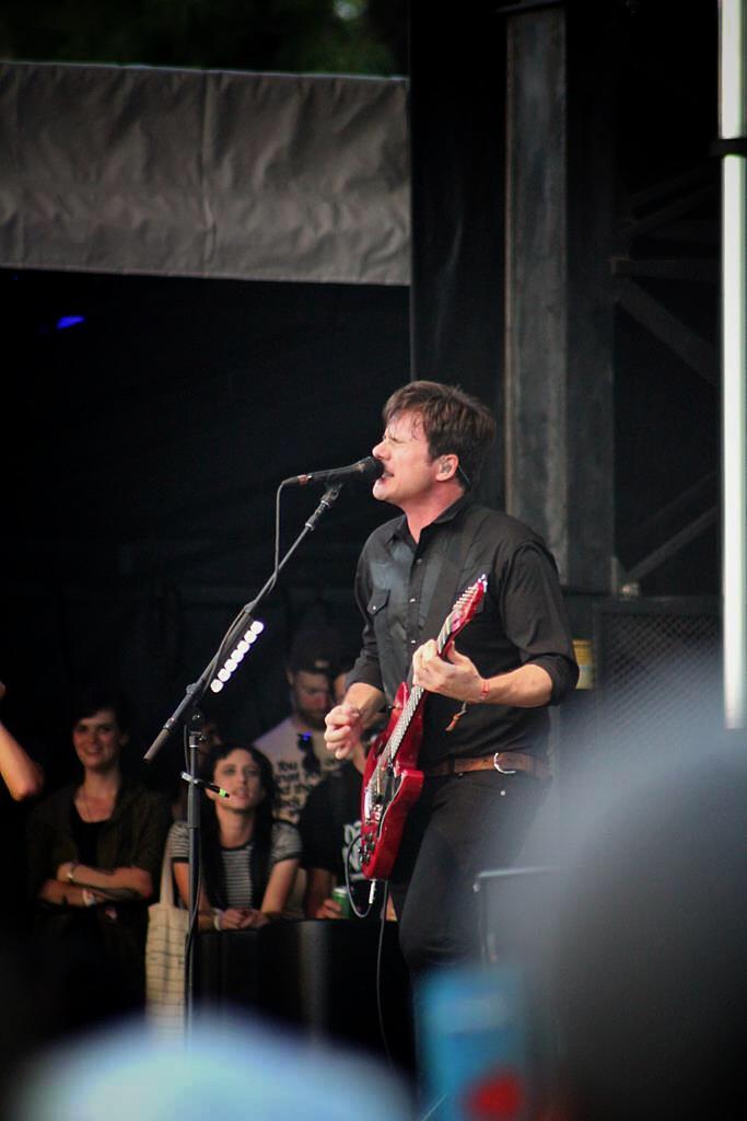 Jimmy Eat World no Riot Fest 2016