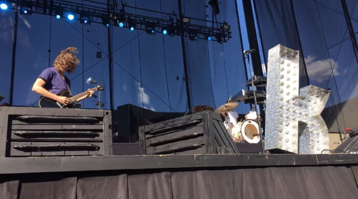 The Killers toca Bob Dylan no Lake Tahoe Summit